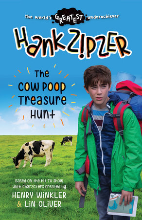Hank Zipzer: The Cow Poop Treasure Hunt by Theo Baker