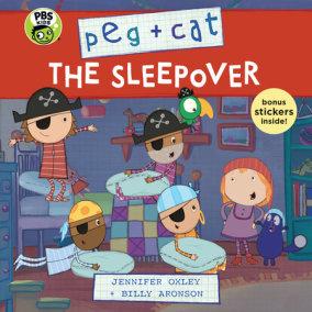 Peg + Cat: The Sleepover