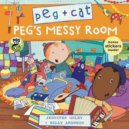 Peg + Cat: Peg's Messy Room