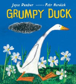 Grumpy Duck