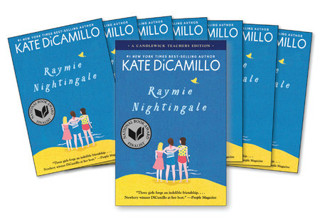 Raymie Nightingale Classroom Set with Teachers Edition
