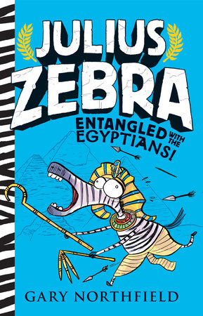 Julius Zebra: Entangled with the Egyptians!