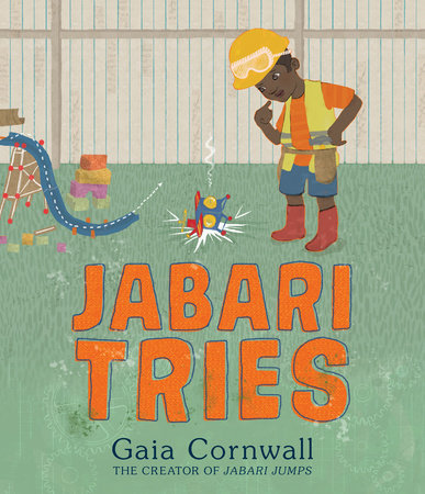 Jabari Tries by Gaia Cornwall: 9781536207163 | PenguinRandomHouse.com: Books