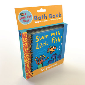 Swim with Little Fish!: Bath Book