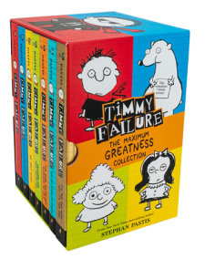 Timmy Failure: The Maximum Greatness Collection