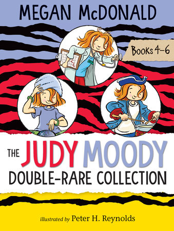 The Judy Moody Double-Rare Collection by Megan McDonald