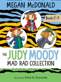Judy Moody: The Mad Rad Collection