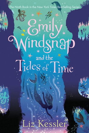 Emily Windsnap and the Tides of Time by Liz Kessler