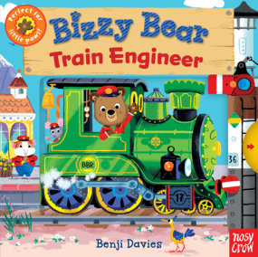Bizzy Bear: Train Engineer