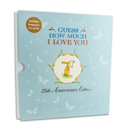 Guess How Much I Love You 25th Anniversary Slipcase Edition
