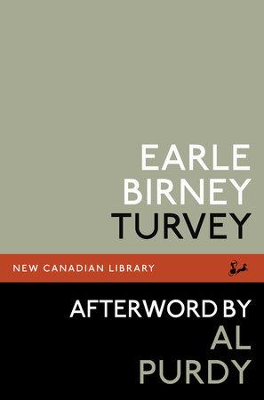 Turvey by Earle Birney