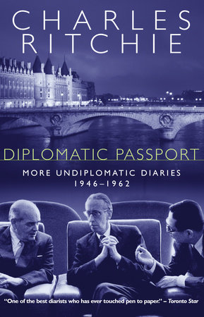 Diplomatic Passport by Charles Ritchie