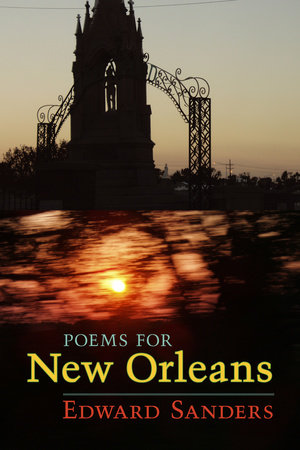 Poems for New Orleans by Edward Sanders