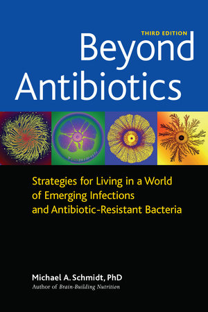 Beyond Antibiotics by Michael A. Schmidt, Ph.D.