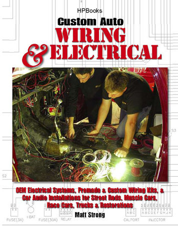 Strange Custom Auto Wiring Electrical Hp1545 By Matt Strong Wiring Cloud Hisonuggs Outletorg