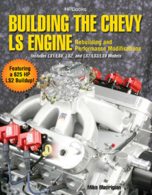 Building the Chevy LS Engine HP1559