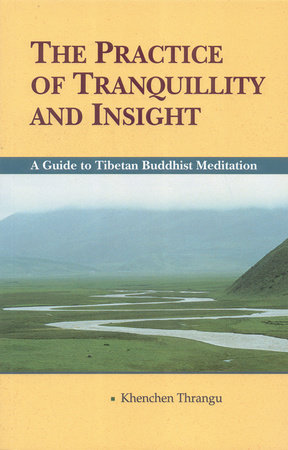 The Practice of Tranquillity and Insight by Khenchen Thrangu