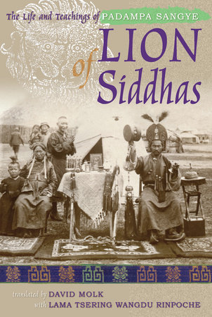 Lion of Siddhas by