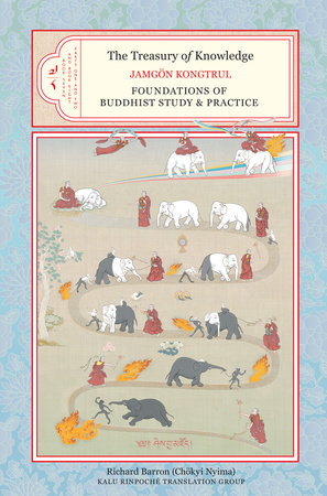 The Treasury of Knowledge, Book Seven and Book Eight, Parts One and Two by Jamgon Kongtru Lodro Taye