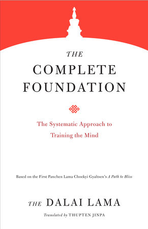 The Complete Foundation by The Dalai Lama