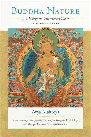 Buddha Nature by Arya Maitreya, Jamgon Kongtru Lodro Taye and Khenpo Tsultrim Gyamtso