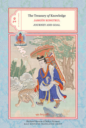The Treasury of Knowledge: Books Nine and Ten by Jamgon Kongtrul