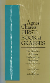 Agnes Chase's First Book of Grasses