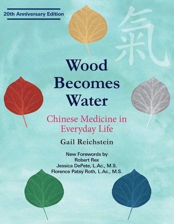 Wood Becomes Water by Gail Reichstein