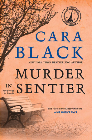Murder in the Sentier by Cara Black