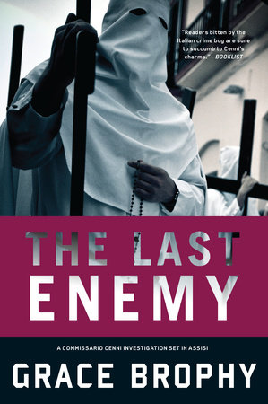 The Last Enemy by Grace Brophy