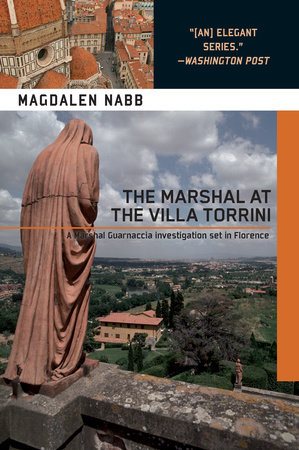 The Marshal at the Villa Torrini by Magdalen Nabb