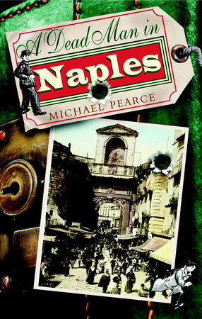 Dead Man in Naples by Michael Pearce