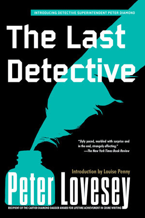 The Last Detective by Peter Lovesey