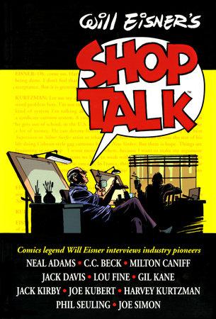Will Eisner's Shop Talk