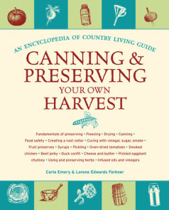 Canning & Preserving Your Own Harvest
