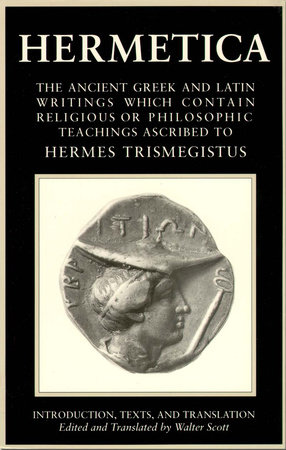 Hermetica: Volume One by Sir Walter Scott