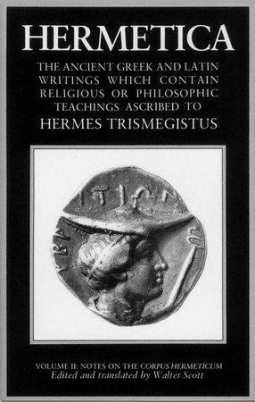 Hermetica volume 2 by Sir Walter Scott