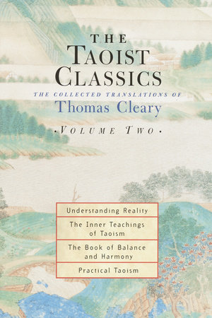 The Taoist Classics, Volume Two