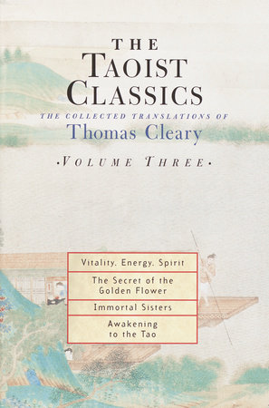 The Taoist Classics, Volume Three