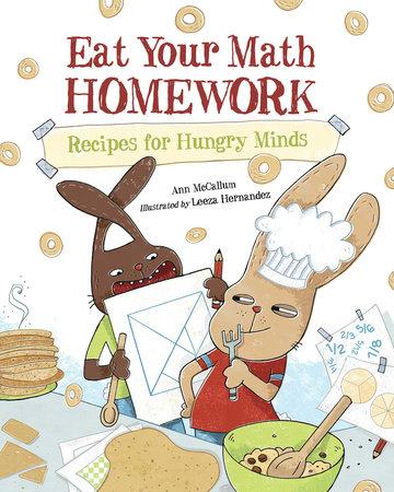 Eat Your Math Homework by Ann McCallum
