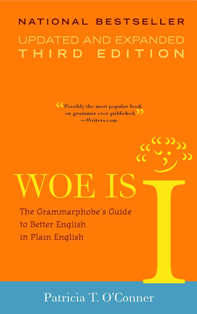 Woe Is I Book Cover Picture