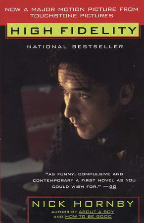 High Fidelity Book Cover Picture