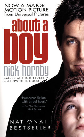 About a Boy Book Cover Picture