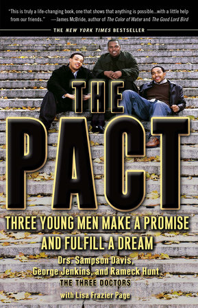 The Pact by Sampson Davis, George Jenkins, Rameck Hunt and Lisa Frazier Page