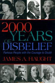 2000 Years of Disbelief
