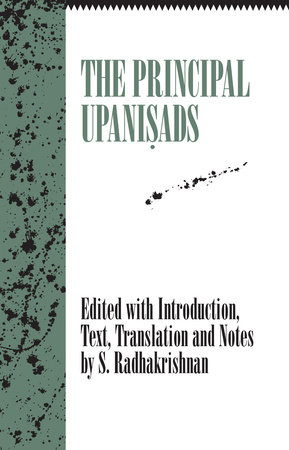 The Principal Upanisads
