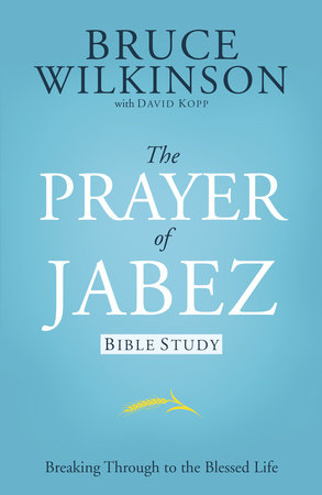 The Prayer of Jabez Bible Study
