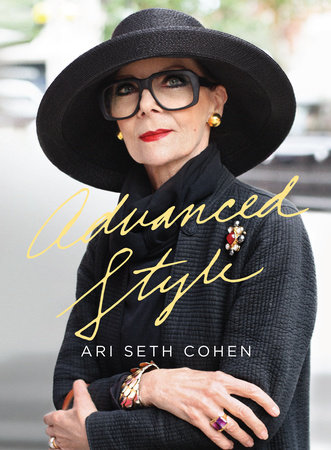 Advanced Style Book Cover Picture
