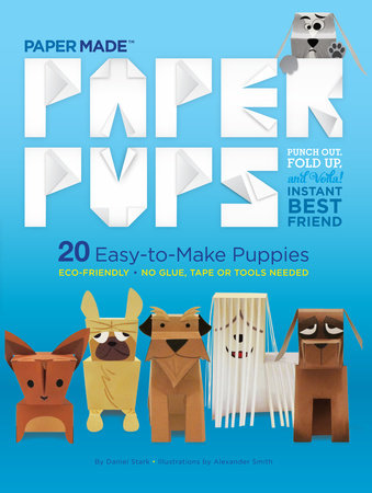 Paper Pups by PaperMade