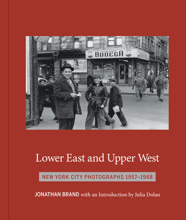 Lower East and Upper West by Jonathan Brand